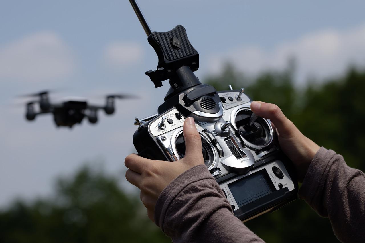 Un drone est-il un jouet adapté pour un enfant ?