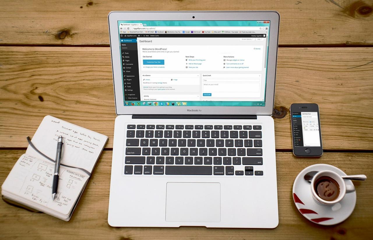 WordPress, un CMS idéal pour créer un site web